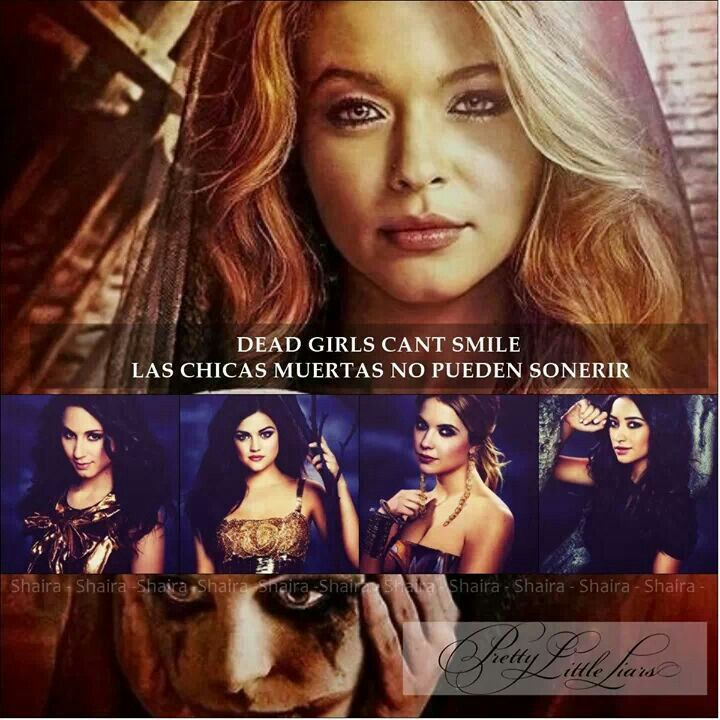 Pin by Mary Murillo on Pretty Little Liars | Pretty little ...