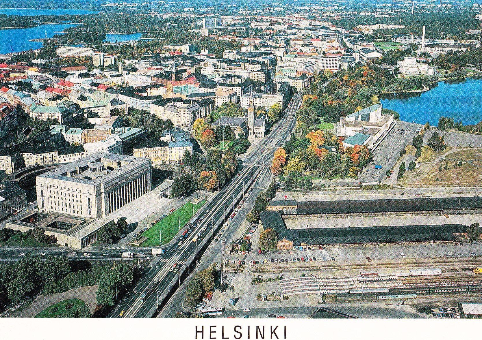 Helsinki Paris