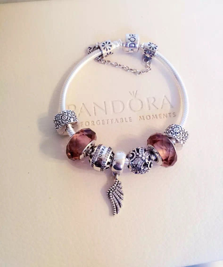 f7f62c266 219 Pandora Charm Bracelet Brown. Hot Sale!