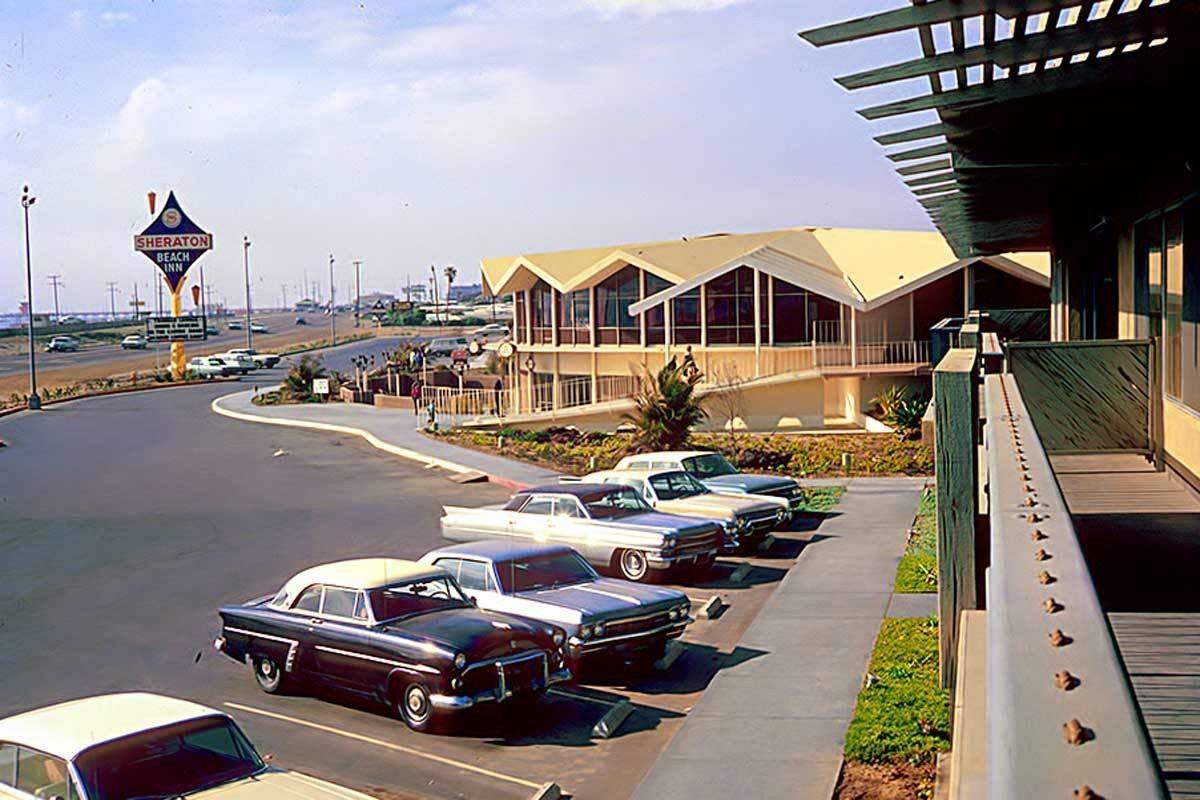 Huntington beach in the 1960s huntington beach ca