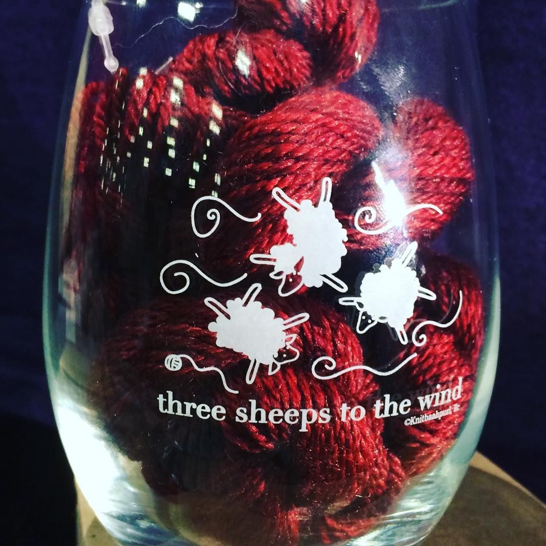 Knitbaahpurl Llc Powered By Network Solutions Wine Bag Wine Glass Do It Yourself Crafts