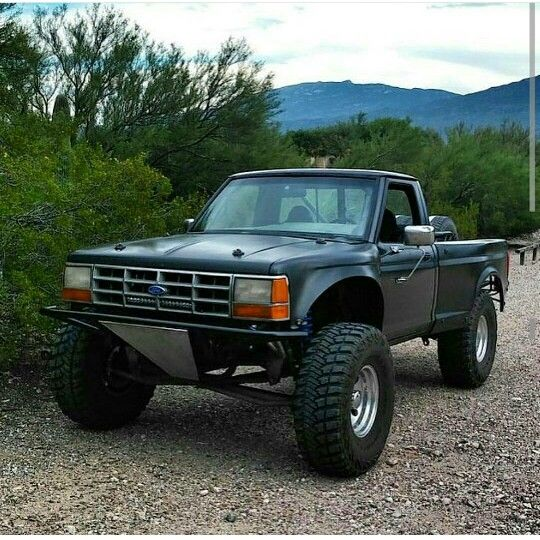 Ranger prerunner | Trucks | Pinterest | Ford ranger, Ford ...