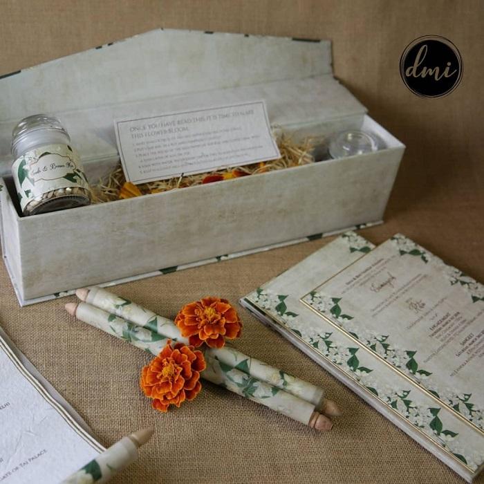 Astounding Eco-Friendly Wedding Invitation Ideas to ...