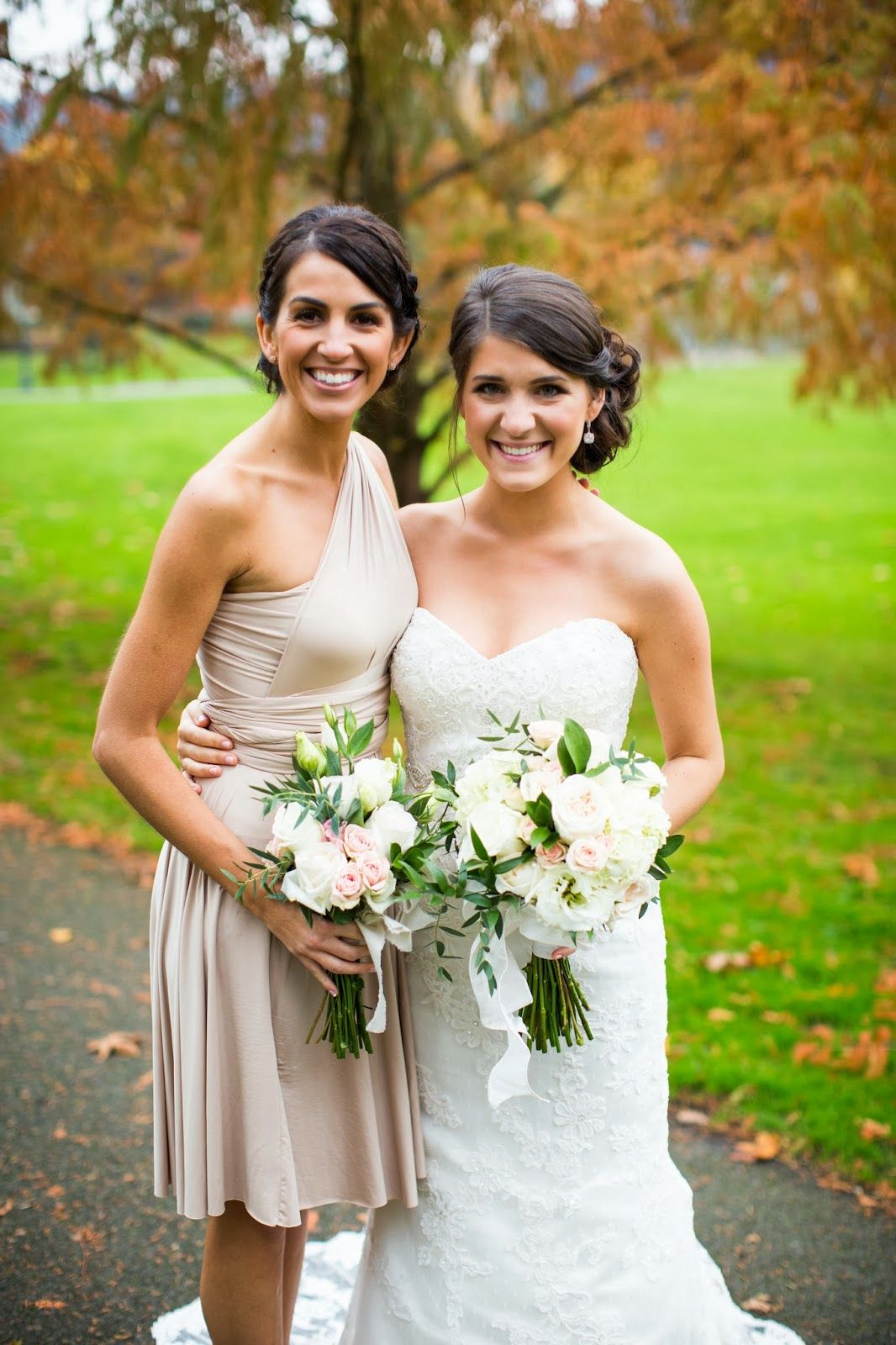 Our wedding cassablanca 1975 dress neutral bridesmaid dresses our wedding cassablanca 1975 dress neutral bridesmaid dresses cathedral park portland ombrellifo Image collections