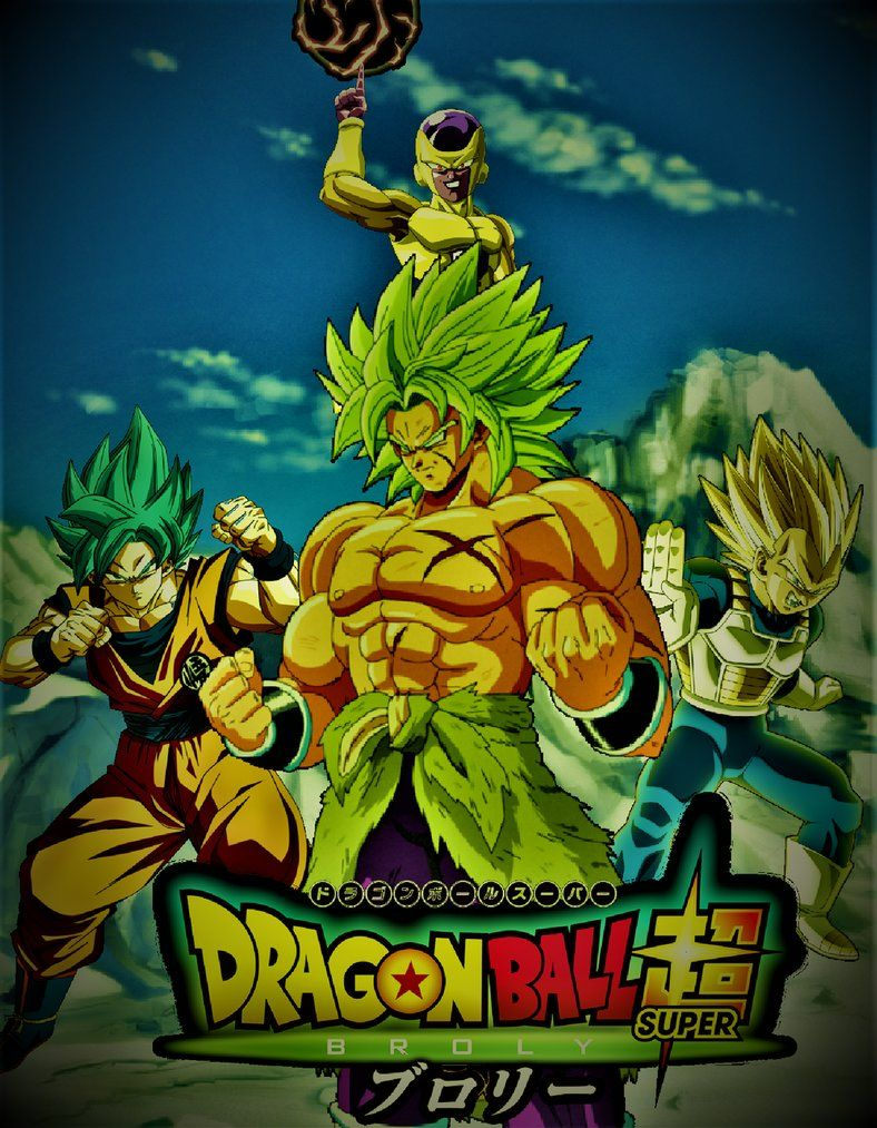 Regarder {DRAGON BALL SUPER: BROLY} 2018 Streaming VF