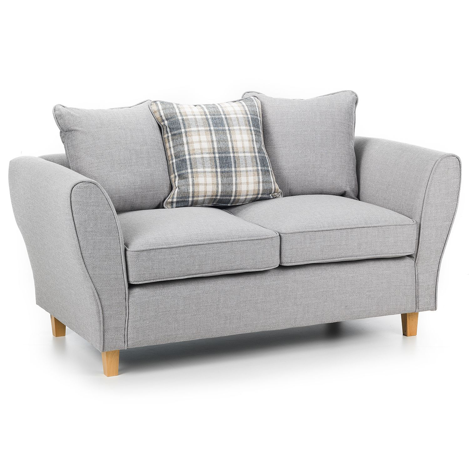 Ashbourne Fabric 2 Seater Sofa Next Day Delivery