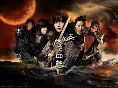 Seriale Sud Coreene The Legend