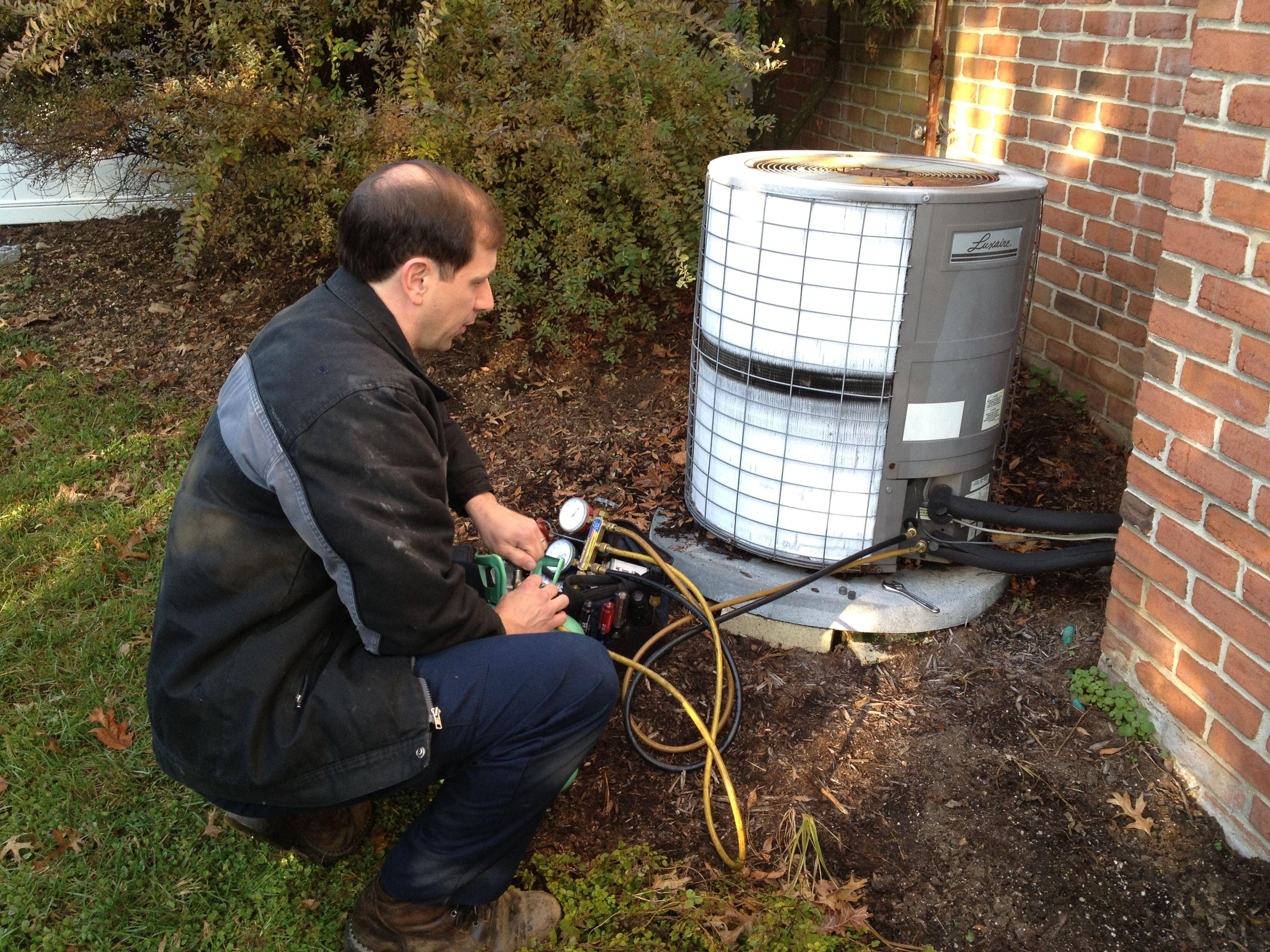 Hvac Service Hvac Services Heating Cooling System Heat Pump