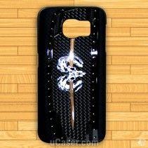 Autobot Transformer Custom Paint grille Samsung Cases