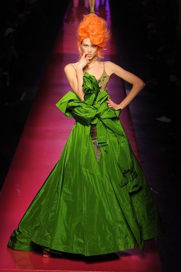 Jean Paul Gaultier Haute Couture Spring 2012