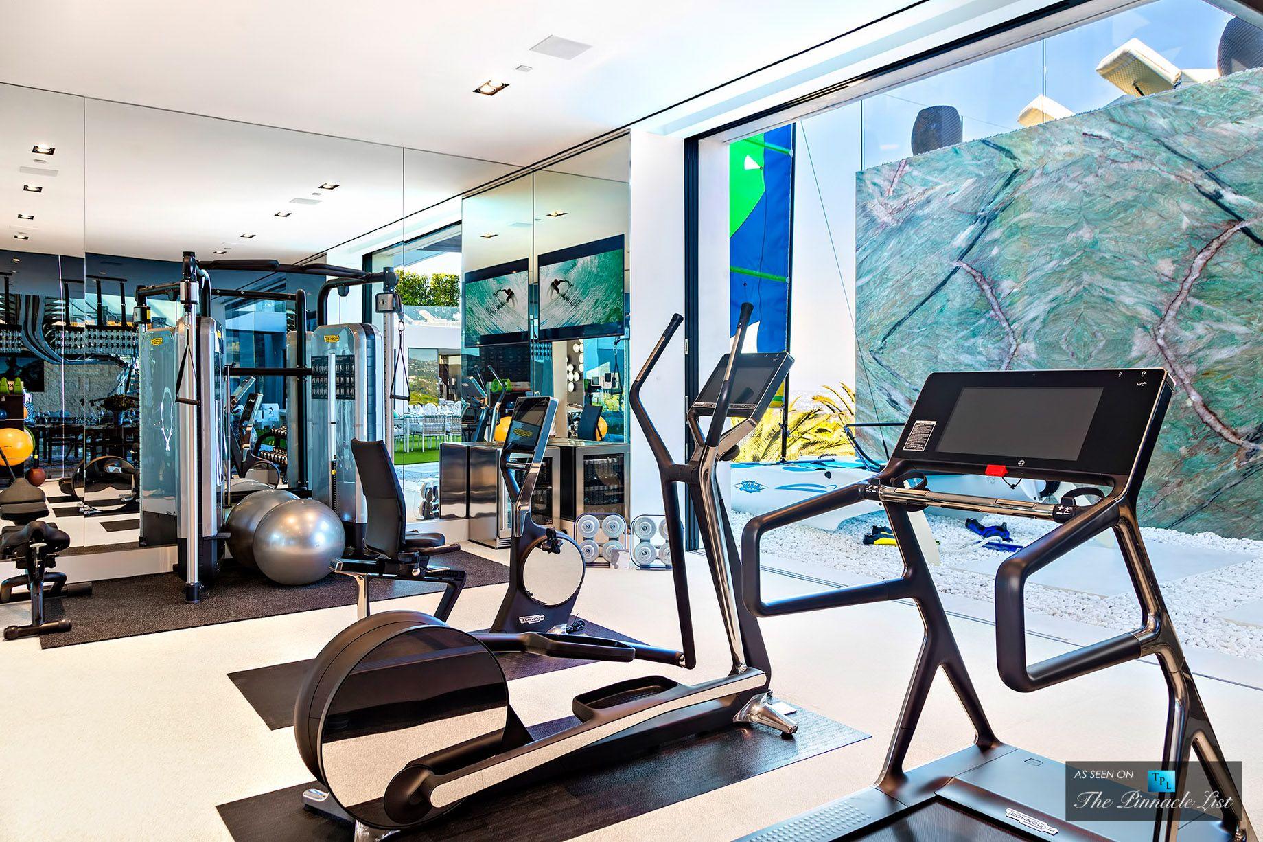 Fresh Luxury Gym Los Angeles