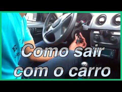 Como Sair Com O Carro Sem Deixar Ele Morrer Youtube Aula De