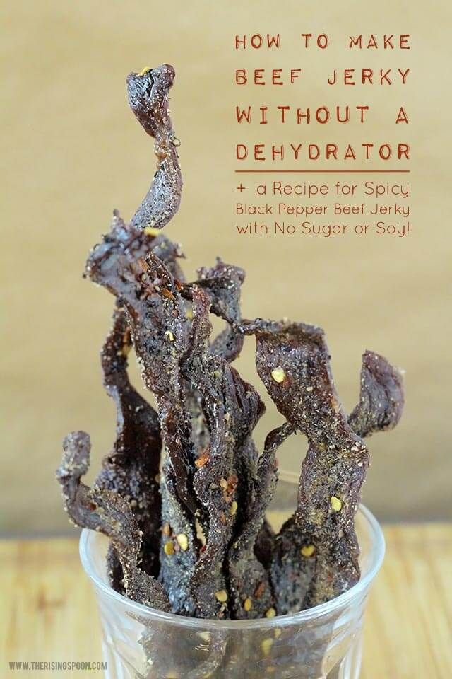 How To Make Beef Jerky Without A Dehydrator Recipe Beef Jerky Cooking The Perfect Steak Homemade Beef Jerky
