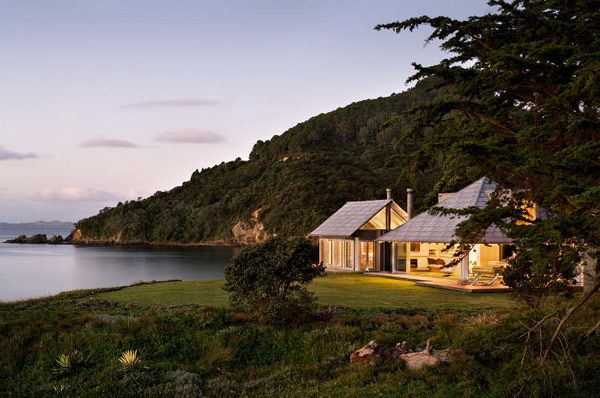 Beach House Crosson Clarke Carnachan Architecture Pinterest - An amazingly beautiful modern waterfront house from new zealand