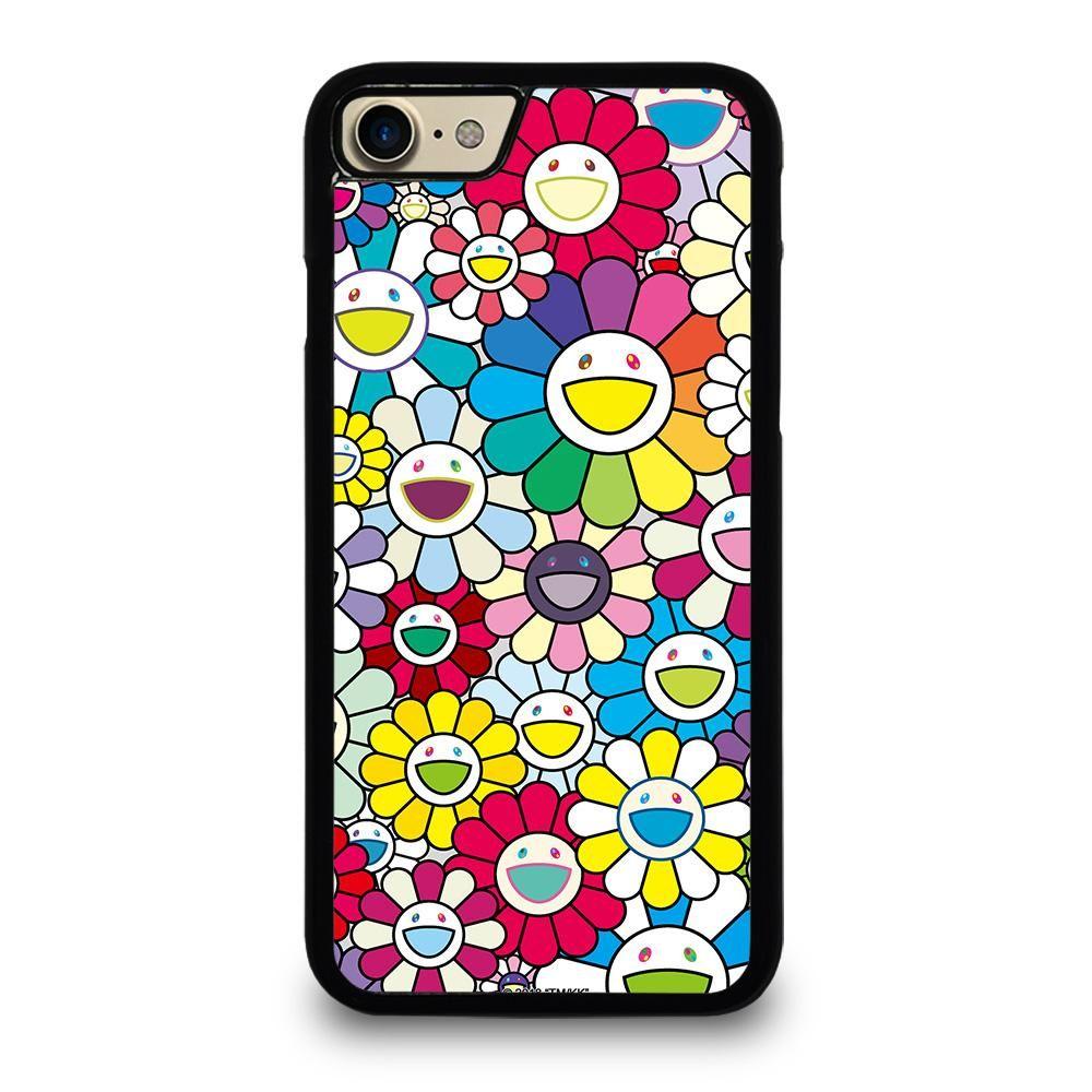 TAKASHI MURAKAMI FLOWER iPhone 7 Case Cover Collage