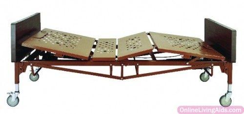 Dalton Medical B T4000 Homecare Bariatric Bed Height