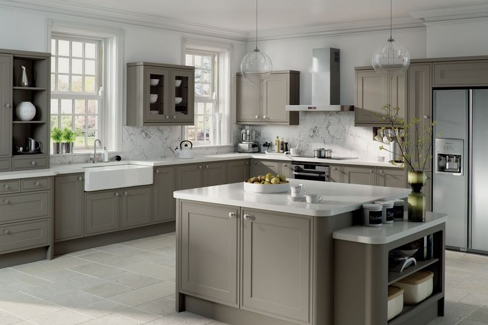 Fitted Kitchens Glasgow >> Gallery Fitted Kitchens Glasgow Kitchen Grey Kitchen