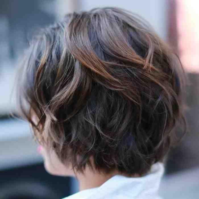 cheveux courts coiffure courte