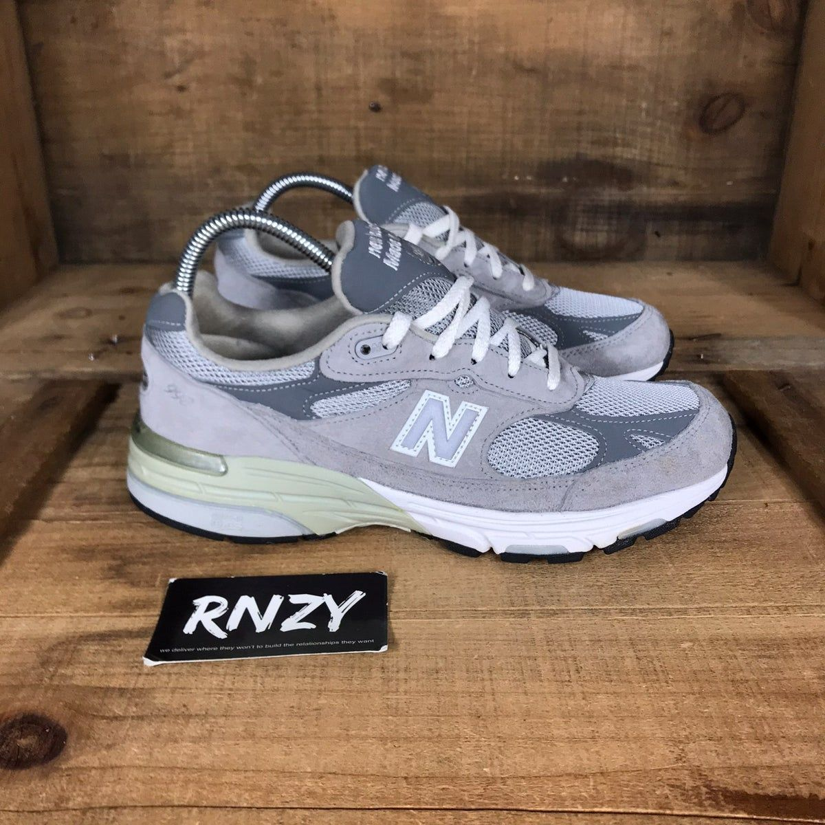 New Balance 993 Made In Usa Narrow Fit New Balance Sport Shoes New Balance Shoes