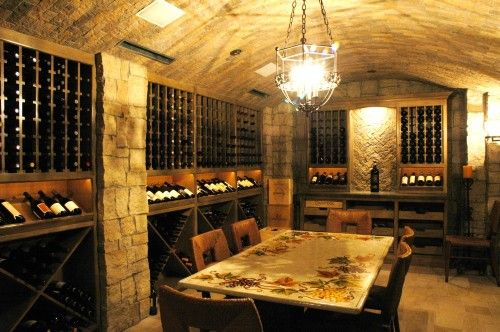 My wine cellar dream Wine Cellar Pinterest Wine cellars