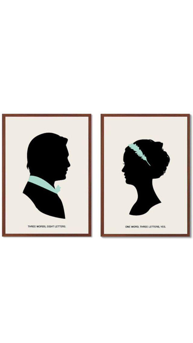 chuck bass and blair waldorf wedding canvas tiffany blue - Blair Waldorf Schlafzimmer Dekor