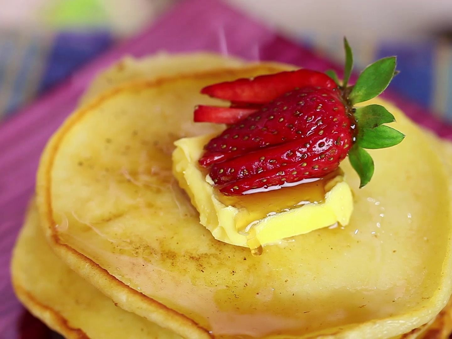 Make pancakes for one pancakes coffee break and foods how to make pancakes for one ccuart Images