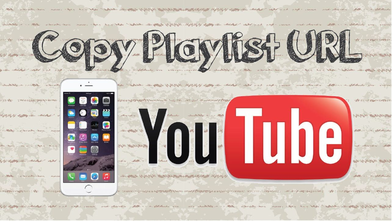 How To Copy Playlist Url On Youtube Mobile App Howtocreator