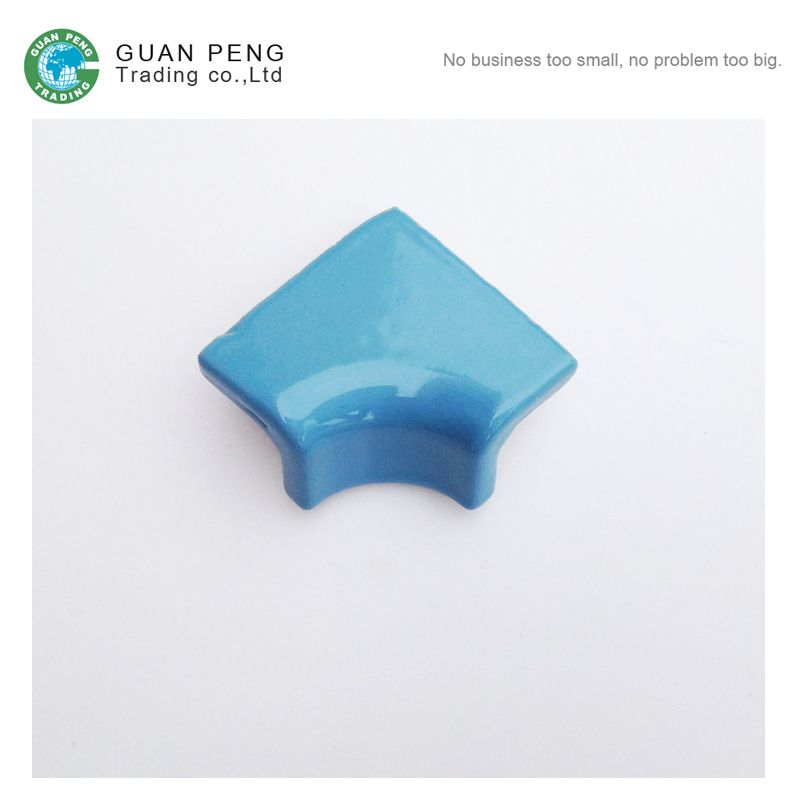 Bullnose Swimming Pool Border Edge Tile Accessories With Mosaic ...