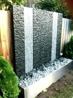 Awesome Outdoor Wall Fountains Ideas Outdoor Wall Fountains