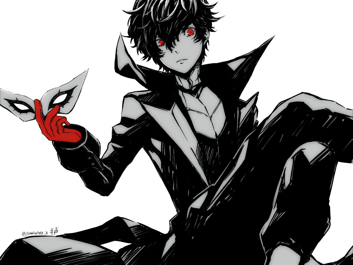 Image result for persona 5 akira Persona 5, Persona