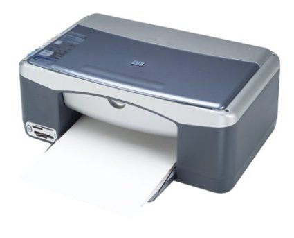 HP PSC 1350 All-in-One Printer, Scanner, Copier