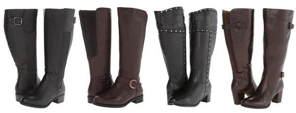336cd52f356e Boots For Fat Legs - Wide calf boots for plus size women made today help  your calves look smaller