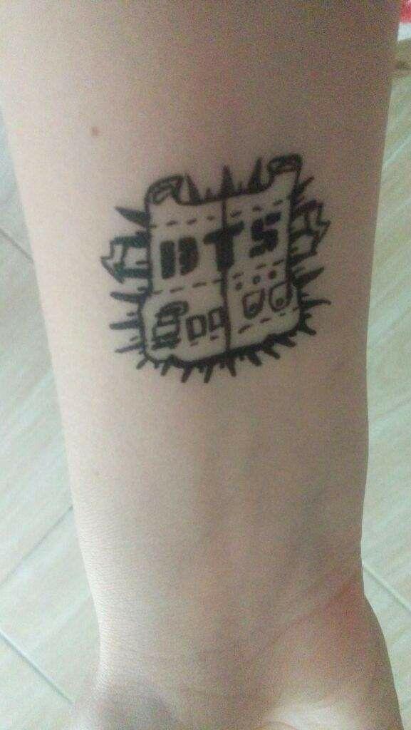 tatuajes kpop