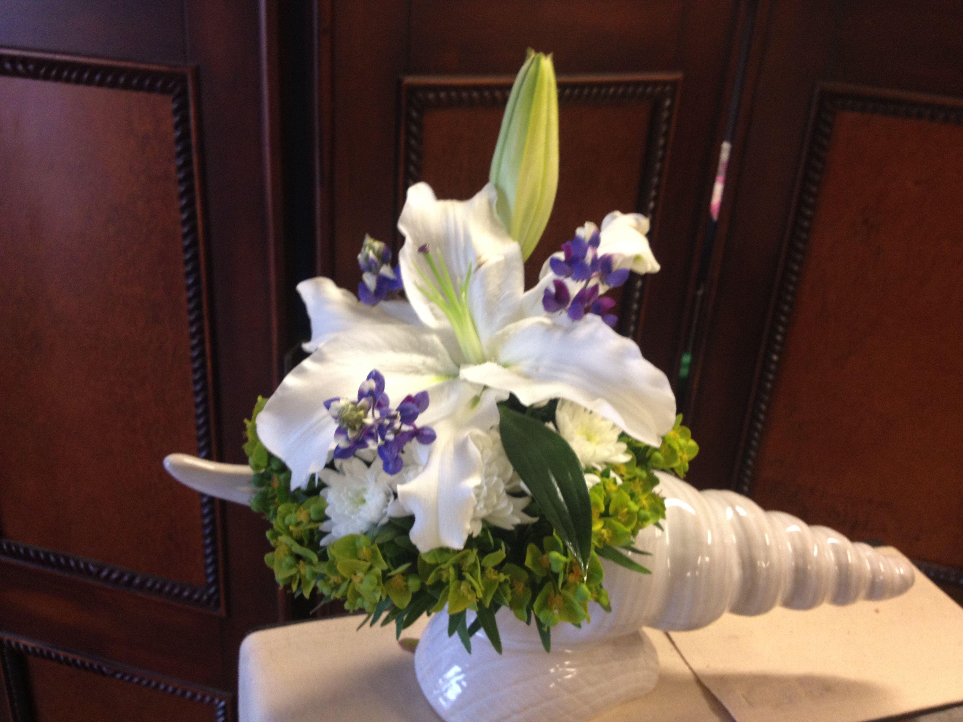 Flower Arrangements Center Piece