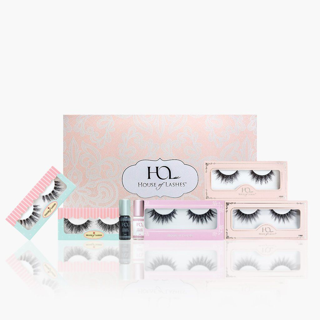 d9aa53ab875 Not sure what style fits the lash lover in your life? Our Best Seller Gift  Set is the perfect option for a variety of lash styles that are sure to  please.