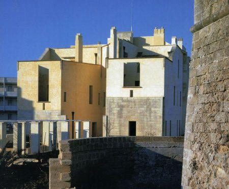 Miggiano house apulia italy umberto riva 1996 for Stili di arredamento interni