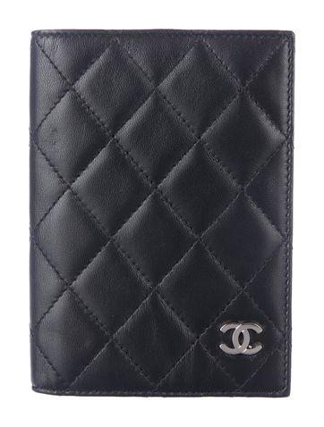 b02483d23e56 Passport Holder | Must Haves | Chanel, Bag accessories, Passport holders