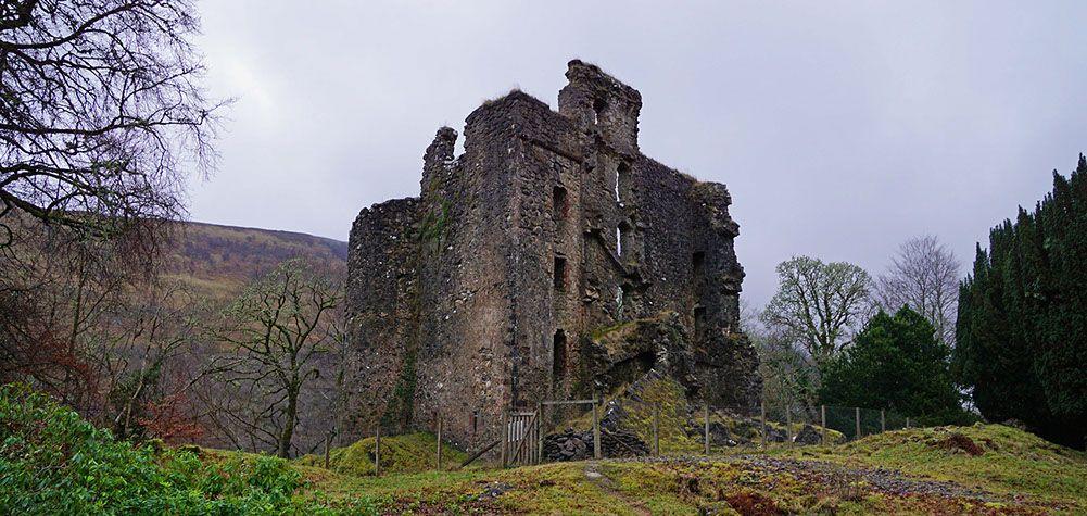 invergarry castle highlands castles forts and battles castles