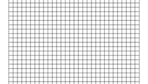 Graph Paper Template 8 5x11 Letter Paper Template Graph Paper Graphing