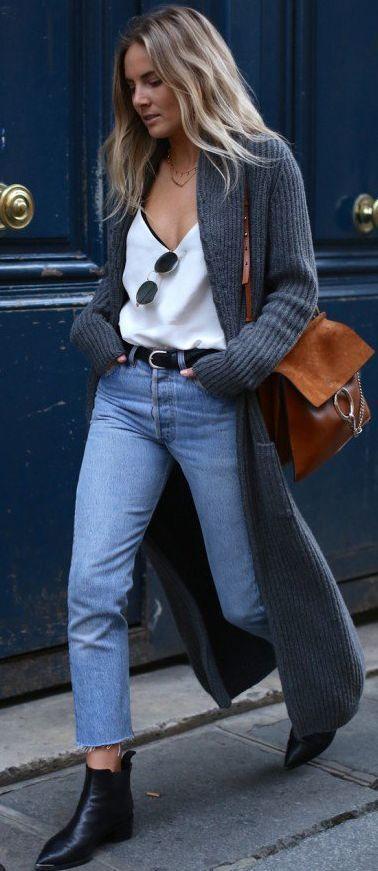 12 Herbstkleidung, die Sie im Sommer verwenden können - Frauen Mode