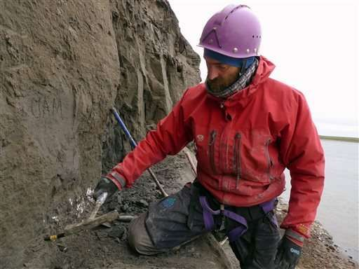 New duck-billed dinosaur found in Alaska, researchers say