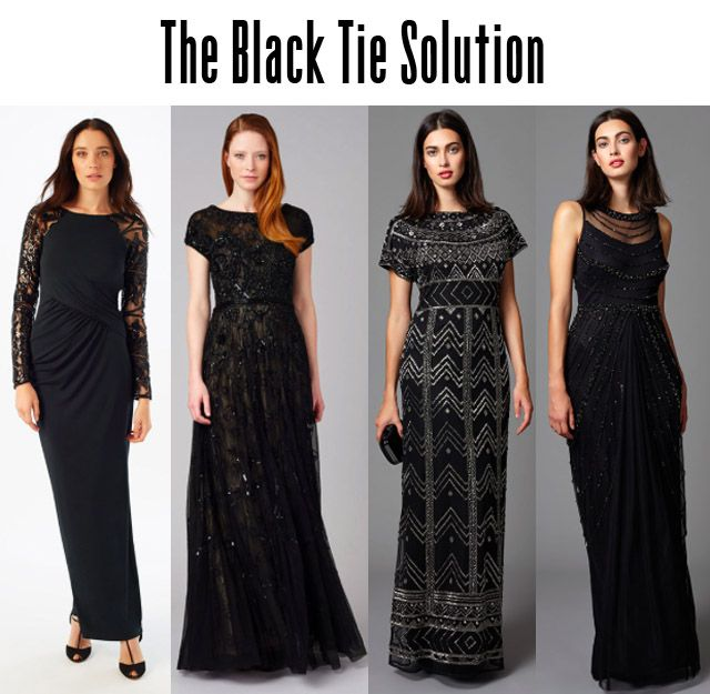 Buy Me The Black Tie Dress Solution Fashion Foie Gras In 2020 Black Tie Dress Dresses Black Tie Event Dresses