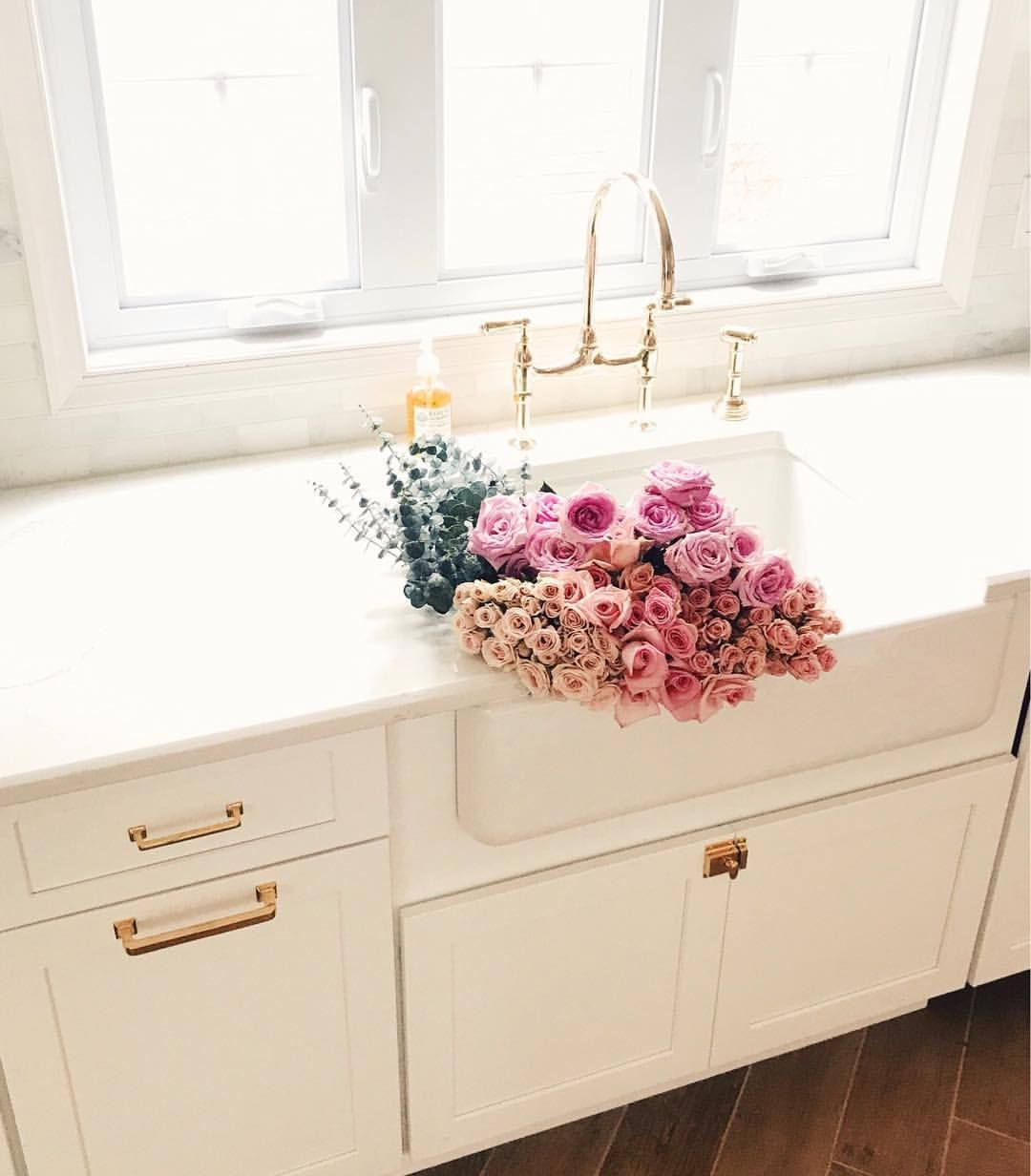 Nothing Better Than A Sink Full Of Flowers @liketoknow.it