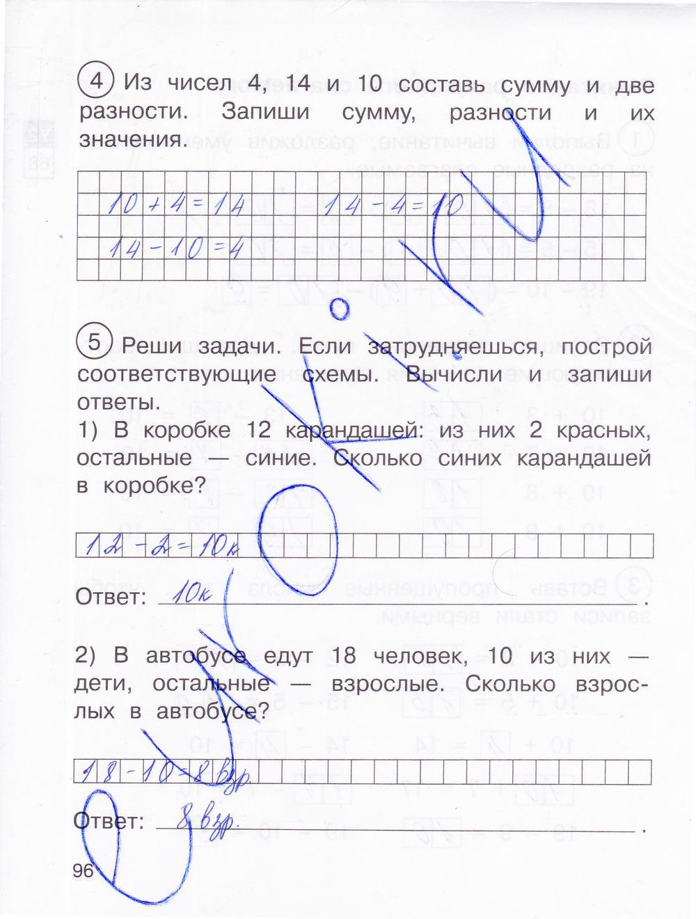 Бесплатное гдз reader михеева и афанасьева