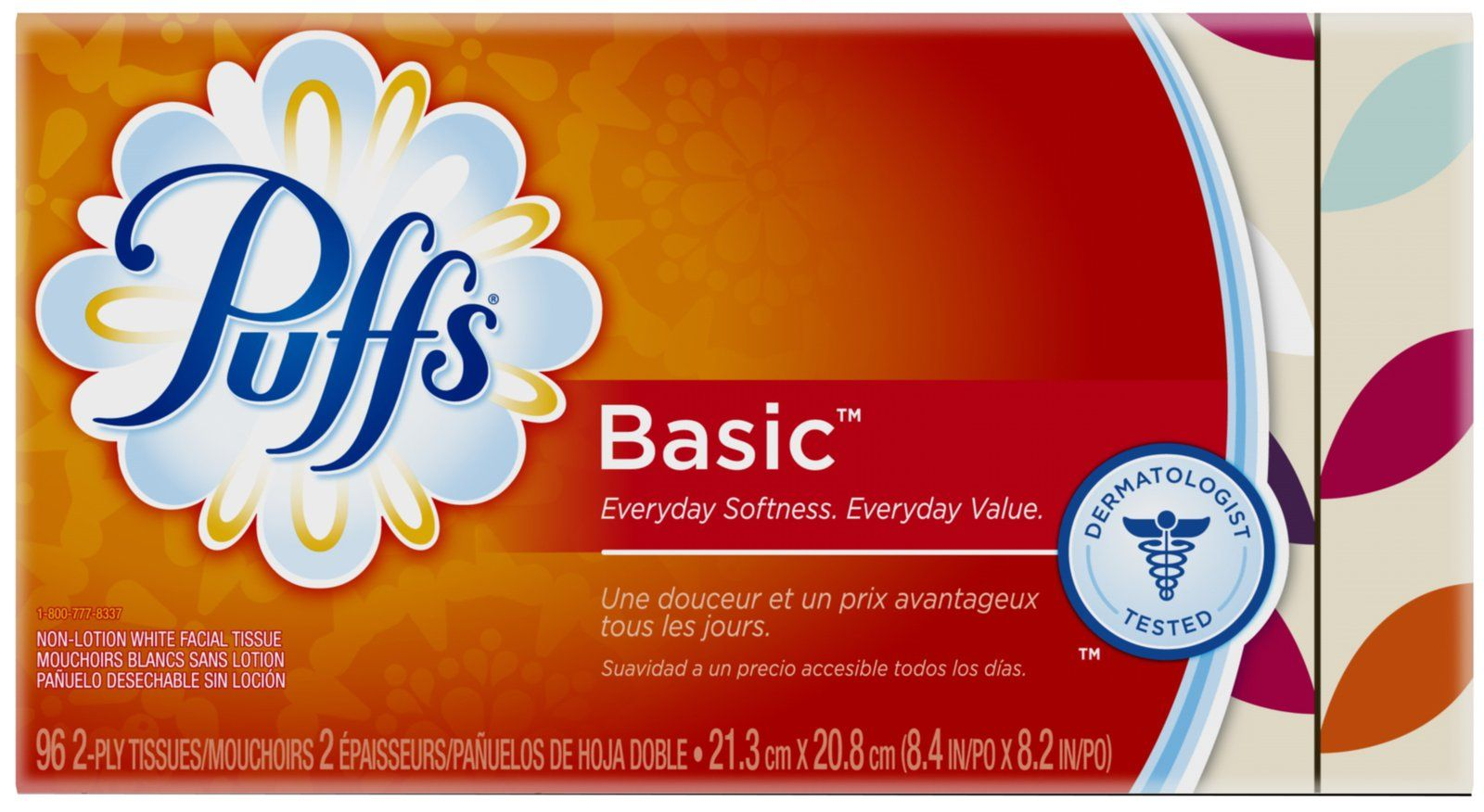 0 25 Off One Puffs Product Coupon Facial Tissues Facial Lotion