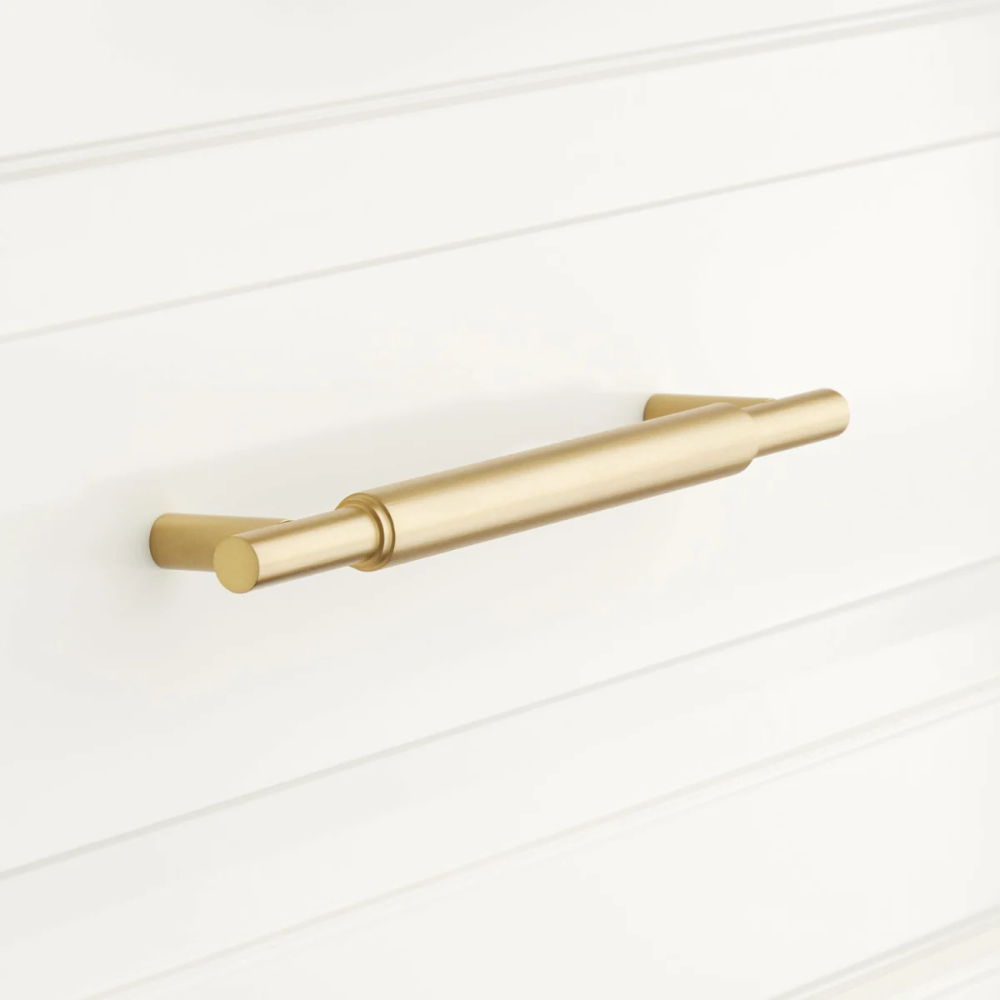 Signature Hardware 945973 4 Brass Cabinet Pulls Cabinet Pull
