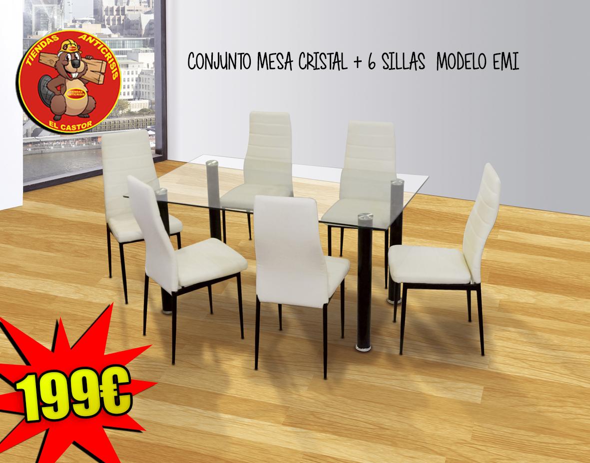Pin de TIENDAS ANTICRISIS en Mesas y sillas de comedor | Pinterest ...