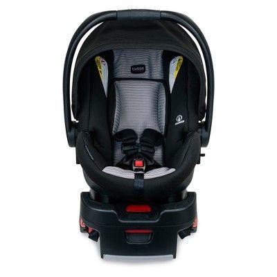 Britax B Safe 35 Dual Comfort Infant Car Seat Black Gray Baby