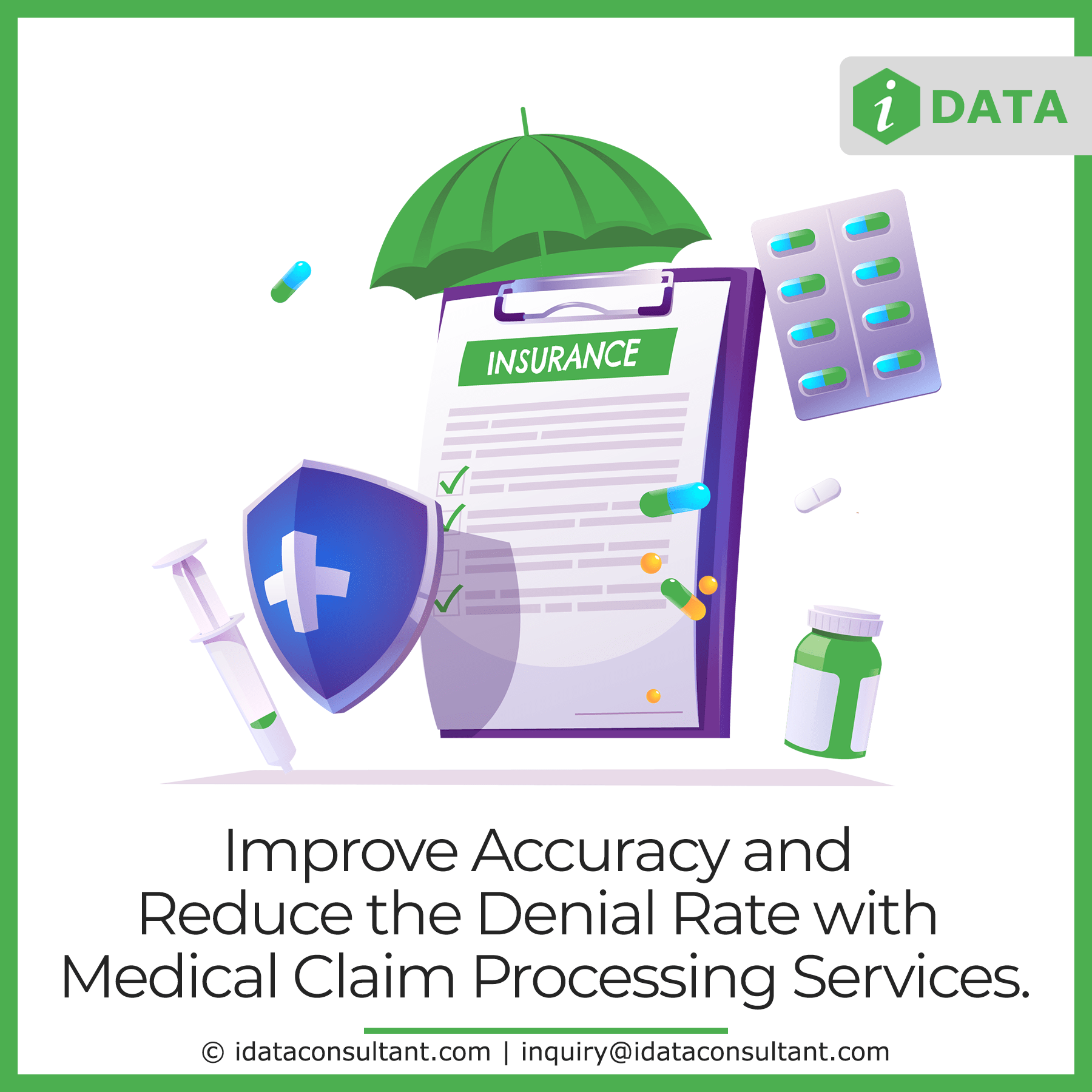 Medical Claim Processing in 2020 Medical claims, Medical