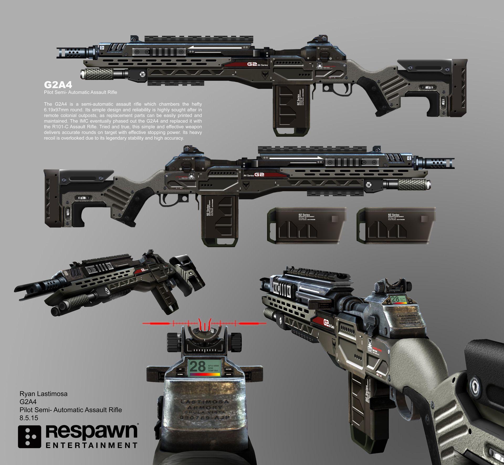 titanfall weapons minecraft mod - HD1200×1106